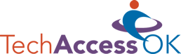 Logo, Tech Access O K.